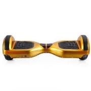 Hoverboard Skate Elétrico 6.5 Bluetooth LG  - Dourado