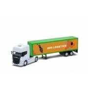 Scania V8 R730 Tractor Trailer