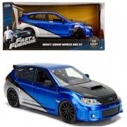 Brian's Nissan Subaru Impreza WRX STI Velozes & Furiosos Jada Toys 1:24