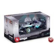 Mercedes F1 W07 Hybrid -  AMG Petronas - 1/43 - Burago