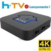 Conversor de TV H.TV Smart 4K Full HD HTV5