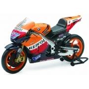 Miniatura Moto Honda Rc 212v Moto GP Casey Stoner #27 - 1:12 New Ray