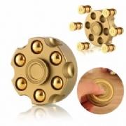 Hand Spinner Alumínio Anti-Stress - Spinner Tambor