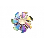 Hand Spinner Alumínio Anti-Stress - Spinner  Disco