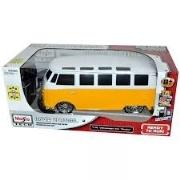 Carro de Controle Remoto - Volkswagen Van Samba - 1:10 - Maisto