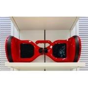 Hoverboard Scooter Keen 10 P. C/Alça Vermelho - Led/Bluetooth/Bolsa