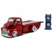 Miniatura Chevy Coe Flatbed 1952 Just Trucks Jada Toys 1:24