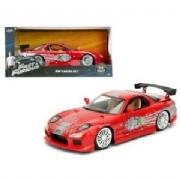 Dom′s Mazda RX-7 Velozes & Furiosos Jada Toys 1:24