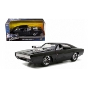 Dom′s Dodge Charger R/T Velozes & Furiosos Jada Toys 1:24