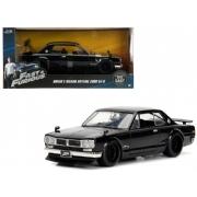 Brian′s Nissan Skyline Z000 GT-R Velozes &Furiosos Jada Toys 1:24