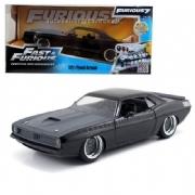 Letty′s Plymouth Barracuda Velozes &Furiosos Jada Toys 1:24