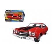 Dom′s Chevy Chevelle SS  Velozes & Furiosos Jada Toys 1:24