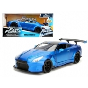 Brian's Nissan  GT-R R35  Ben Sopra  Velozes &Furiosos Jada Toys 1:24
