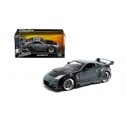 D.K s Nissan 350Z Velozes & Furiosos Jada Toys 1:24