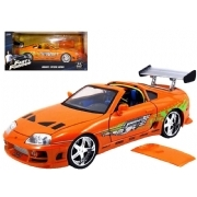 Brian´s Toyota Supra Velozes &Furiosos Jada Toys 1:24