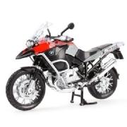 Miniatura Moto BMW R 1200 GS  1:12 - Maisto