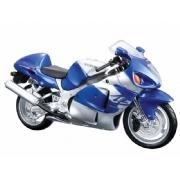 Miniatura Moto Suzuki GSX 1300R Hayabusa - 1:12 - Maisto