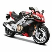 Miniatura Moto Aprilia RSV4 Factory  - 1:12 - Maisto