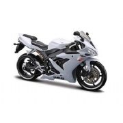 Miniatura Moto Yamaha YZF - R1  1:12 - Maisto