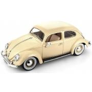 Miniatura Volkswagen Kafer Beetle 1955 - Burago 1:18