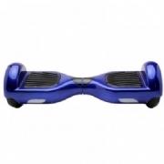 Hoverboard Skate Elétrico 6.5 Bluetooth Bateria LG- Azul