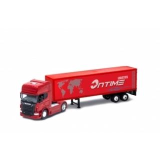 Miniatura  Scania V8 R730 Tractor Trailer