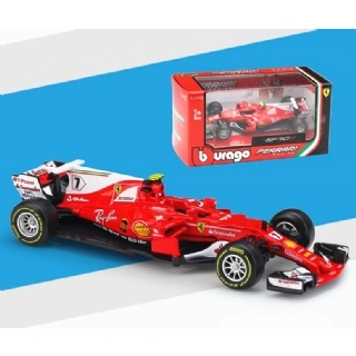 Ferrari SF71H Kimi Raikkonen 2018 1:43 Burago