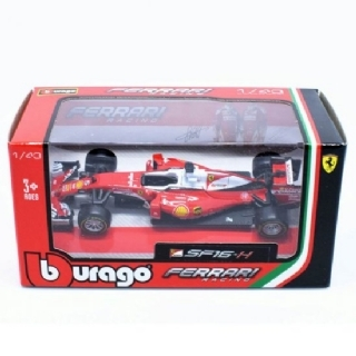 Ferrari SF16-H Sebastian Vettel  1:43 Burago