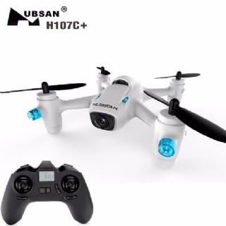 Drone  Hubsan X4  Cam Plus - H107C+ Branco