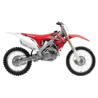 Miniatura Moto Honda CRF450 R - 1:12 - Maisto